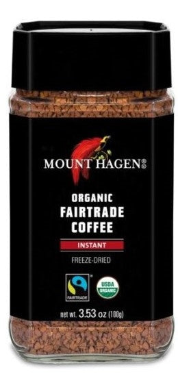 Organic Fairtrade Instant Coffee - 100g