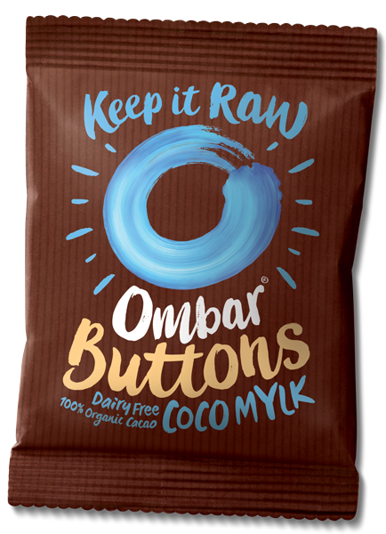 Coco Mylk Dairy Free Chocolate Buttons 25g