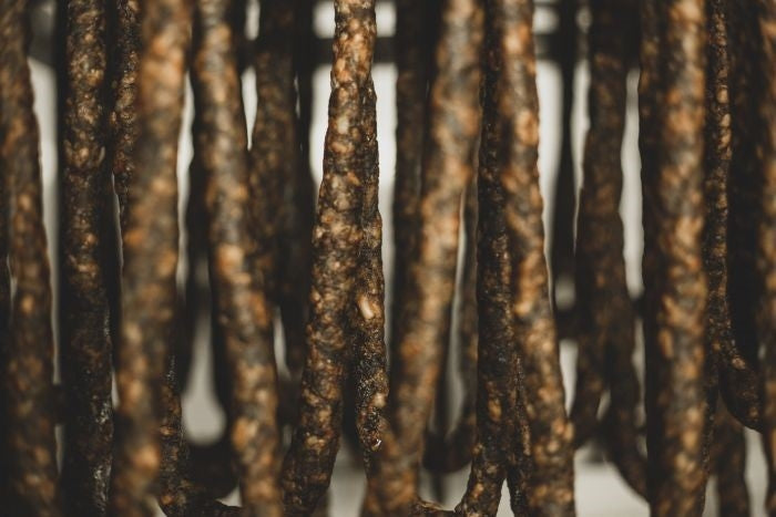 Organic Droewors (Beef Salami 'stick' with Coriander) approx 109g