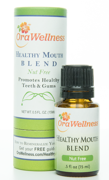 HealThy Mouth Brushing Blend 15ml - NUT FREE