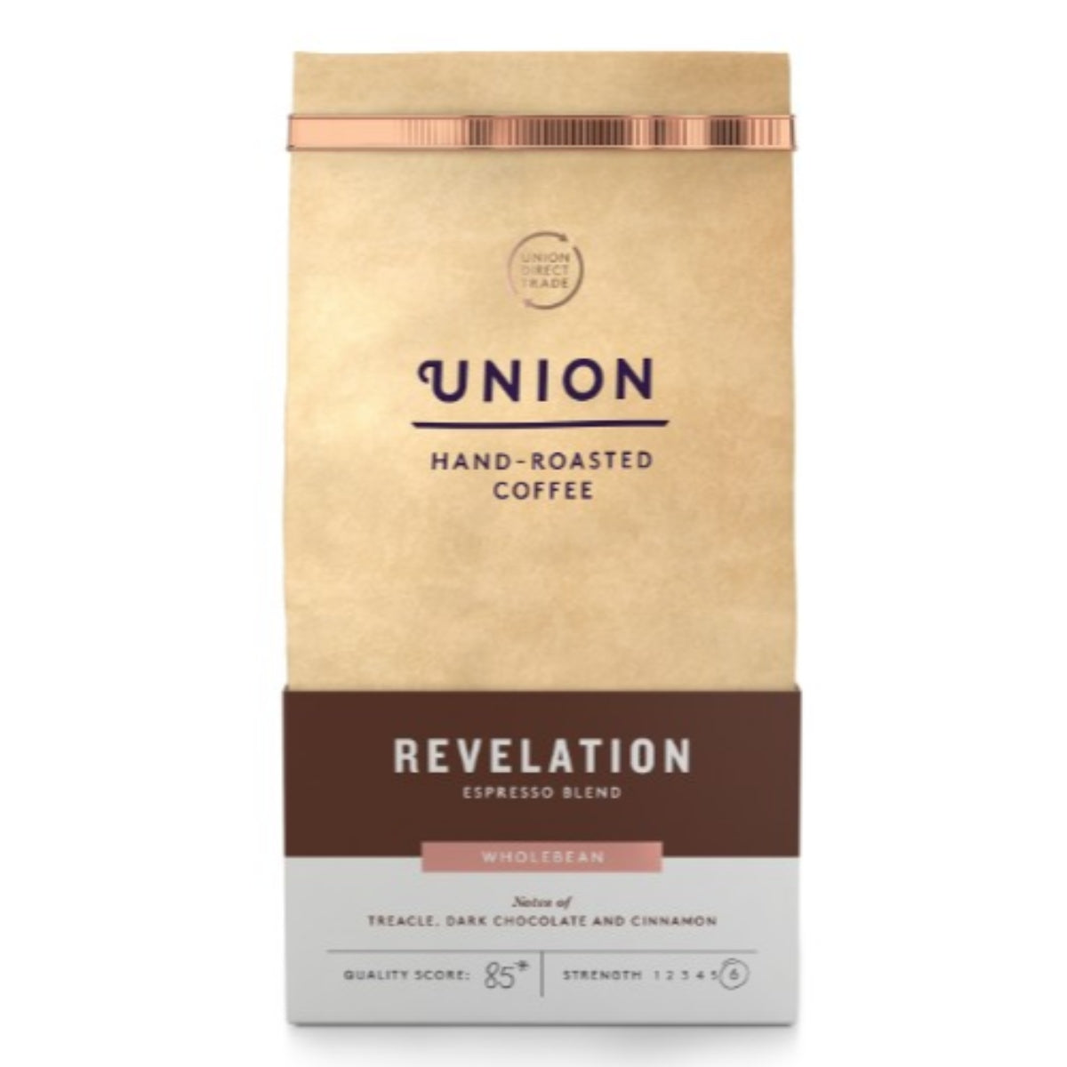 Revelation Expresso Blend Whole Bean Coffee 200g
