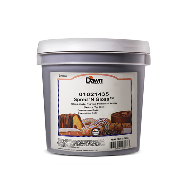 CUBO 24 LB - Icing Chocolate Spred ´N Gloss