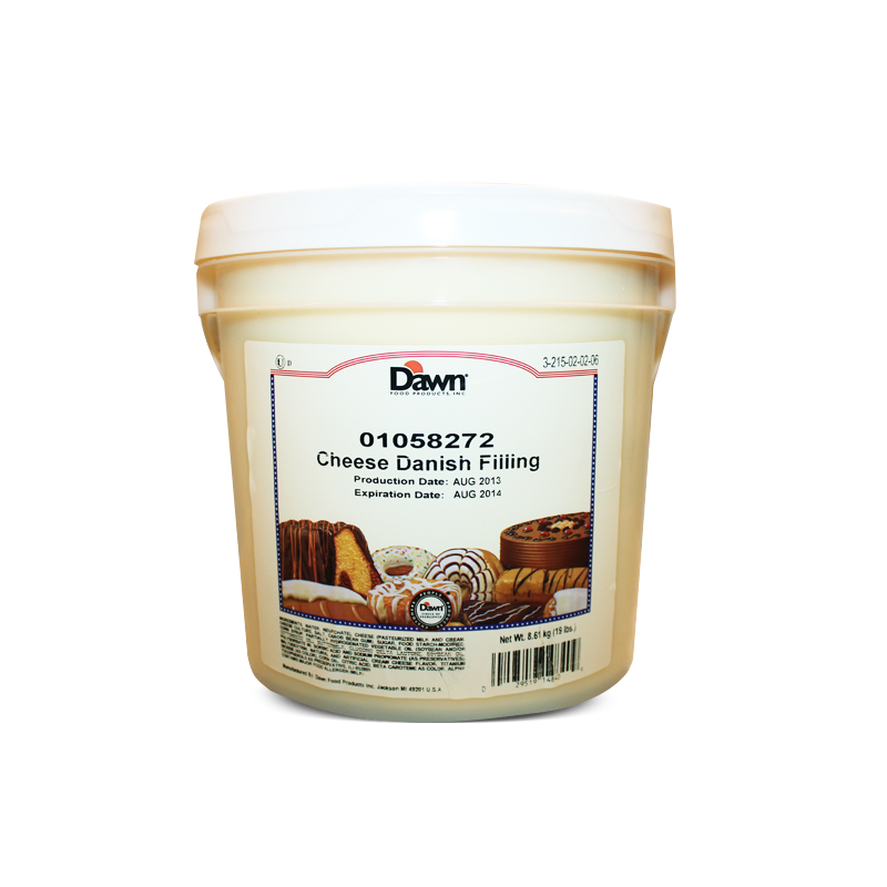 CUBO 19 LB - Relleno Queso (Cream Cheese)