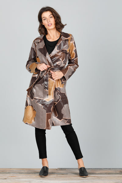 Brave+True Safari Trench Coat