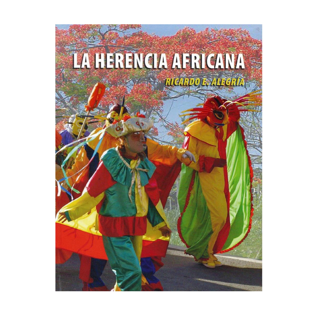 "Book ""La Herencia Africana"""