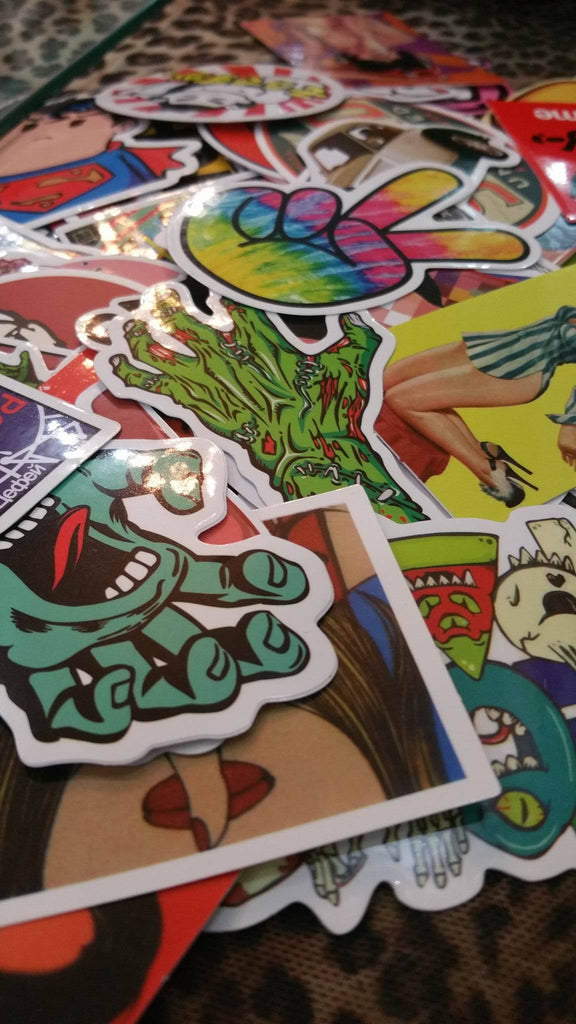 **3 for $5 stickers**