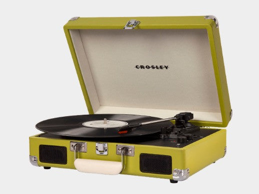 Crosley Cruiser Turntable - Green