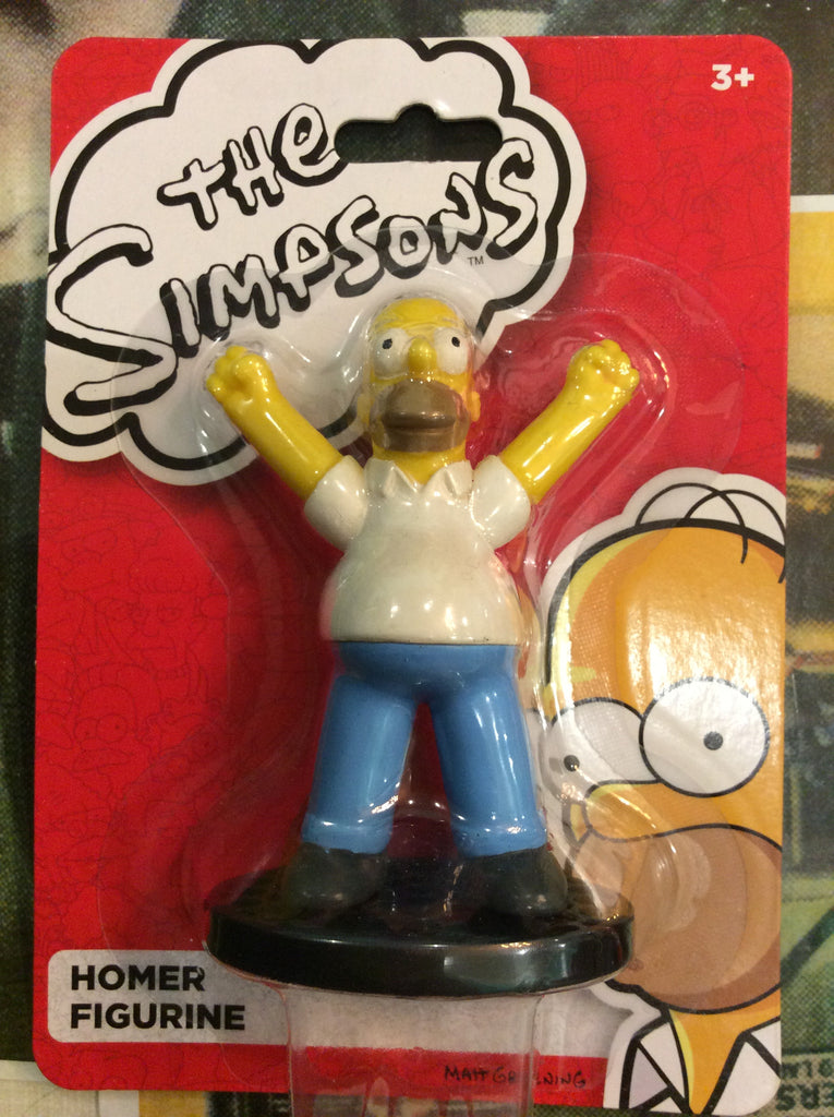 Homer 3 in. Figurine