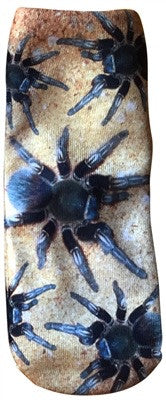 Ankle socks spiders