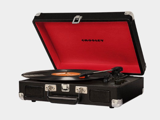 Crosley Cruiser Turntable - Black