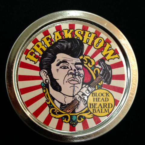 Block Head Beard Balm