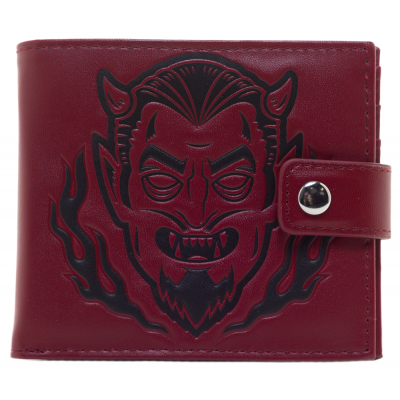 Kustom Kreeps Creepy Devil Wallet