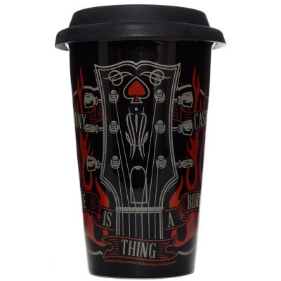 Johnny Cash Tumbler
