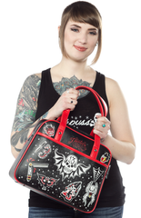 Friday the 13th Bowler Purse