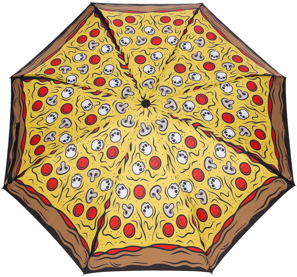 Pizza Party Umbrella