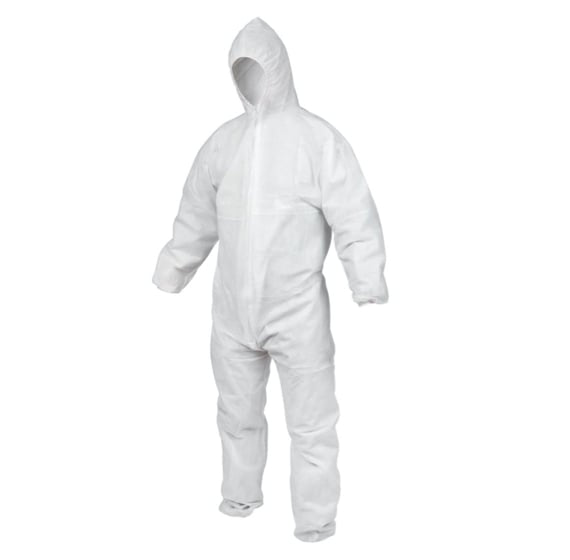 Reusable Coveralls