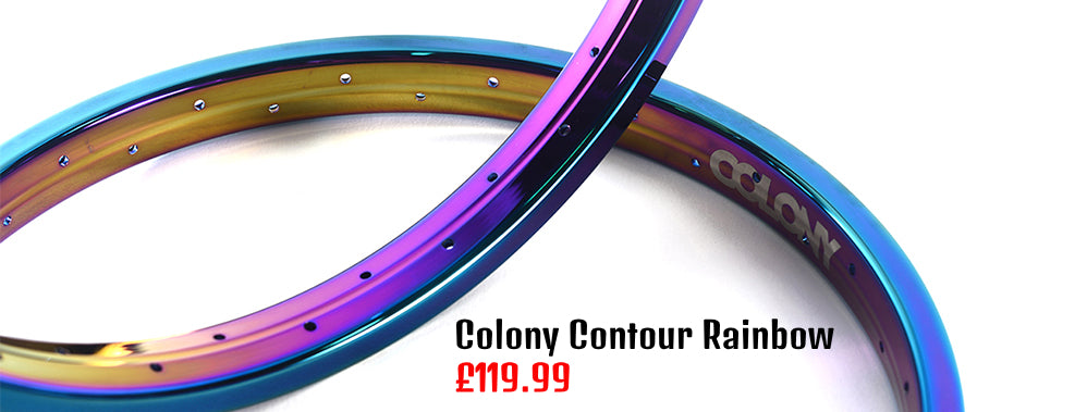 Colony Contour Oil Slick Rims SALE