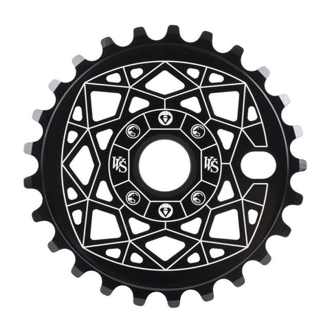 Shadow VVS Sprocket - Black