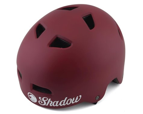 Shadow Classic Helmet - Matt Burgundy