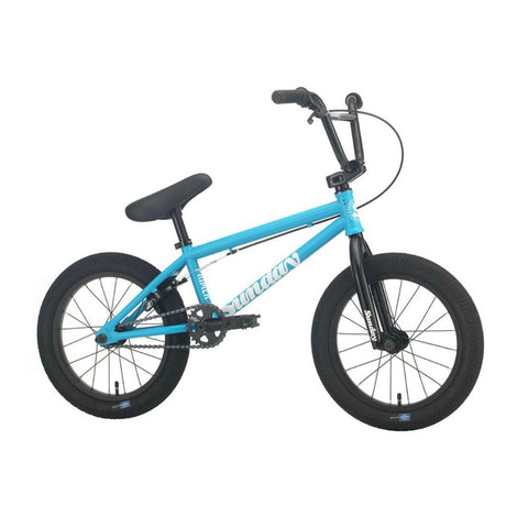 "Sunday Primer 16"" BMX Bike 2021 - Matte Surf Blue"