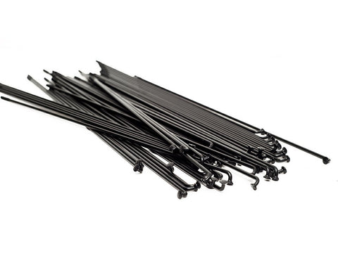 Animal Bikes 50 Pack of BMX Spokes Black