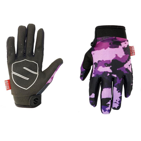 Shield Protectives Lite Gloves - Camo Fade