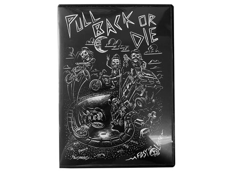 Fast and Loose - Pull Back or Die BMX DVD