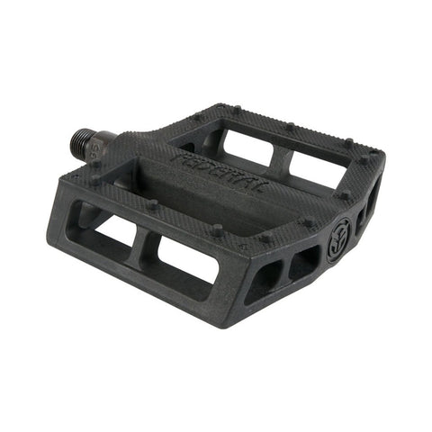 Federal Bmx Contact Plastic Pedal Black
