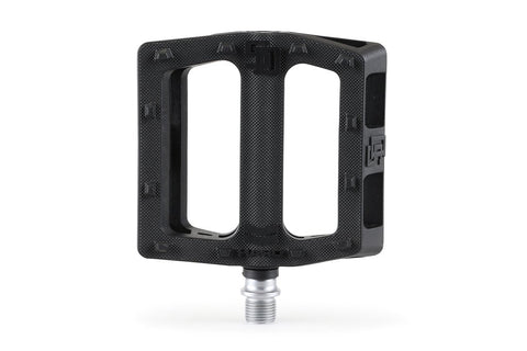 Haro SD Plastic Pedals Sealed Bearing Black