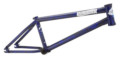 Kink Cloud Frame - Matt Storm Blue