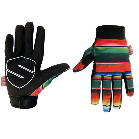 Shield Protectives Lite Gloves - Mexican Blanket