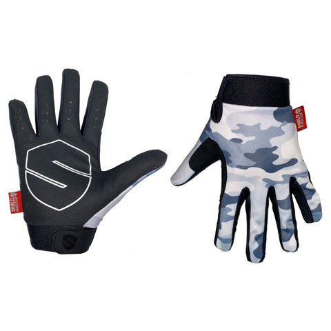 Shield Protectives Lite Gloves - White Camo