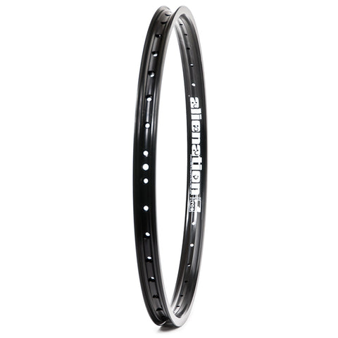 "Alienation Malice 24"" BMX Rim - Black"