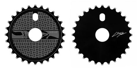 Animal Dehart Solid Sprocket at 53.99. Quality Sprocket from Waller BMX.