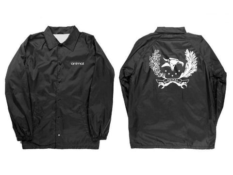 Animal Ralphy Ramos Dickies Windbreaker at . Quality Jackets from Waller BMX.