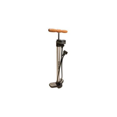 Beto Alloy Track Pump Wooden Handle at . Quality Tools from Waller BMX.