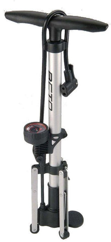 Beto Alloy Tripod Track Pump With Gauge at . Quality Tools from Waller BMX.
