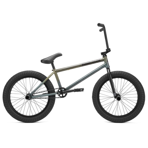 Kink Cloud BMX Bike 2021 - Gloss Translucent Teal