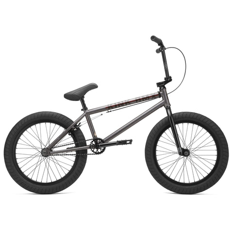 Kink Whip BMX Bike 2021 - Matte Granite Charcoal