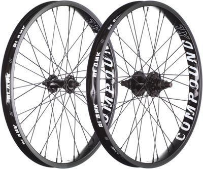 Blank Compound XL BMX Wheelset at 116.99. Quality Wheelset from Waller BMX.
