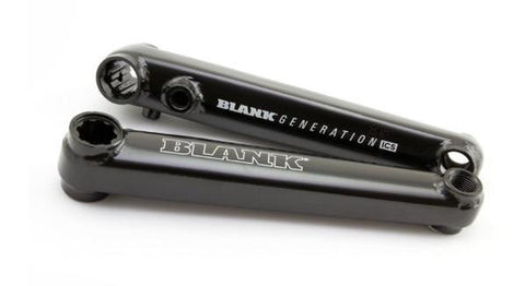 Blank Generation ICS V2 Cranks - Waller BMX