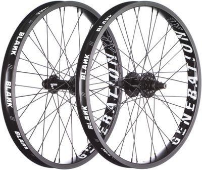Blank Generation XL Wheelset at 152.99. Quality Wheelset from Waller BMX.