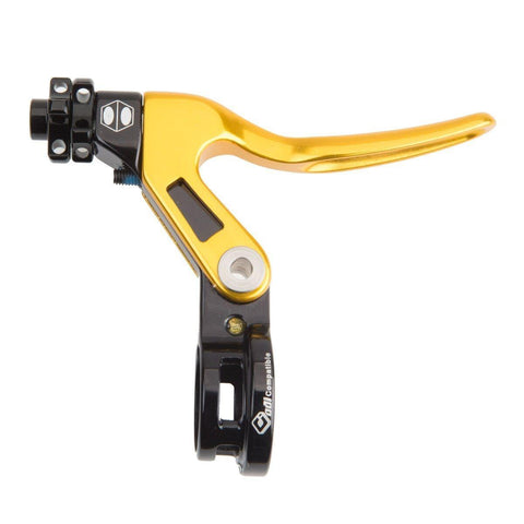 BOX Genius Short Reach BMX Lever at 69.99. Quality Brake Lever from Waller BMX.
