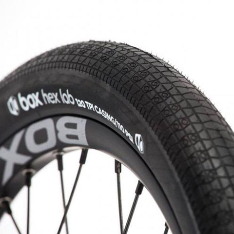 "BOX Hex Lab Folding 20"" BMX Tyre at 39.99. Quality Tyres from Waller BMX."