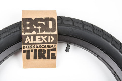 BSD Donnasqueek BMX Tyres at 27.44. Quality Tyres from Waller BMX.
