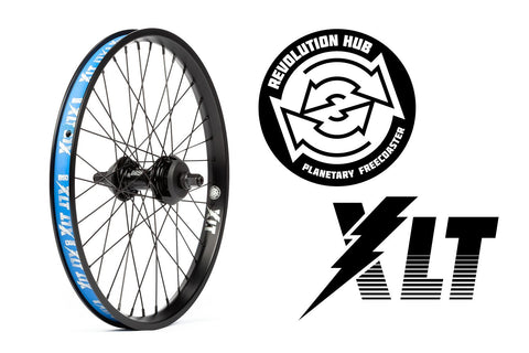BSD Revolution X XLT Rim Rear Wheel