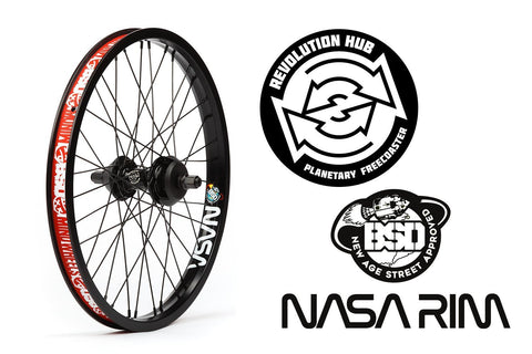 BSD Revolution Mind Rear Wheel