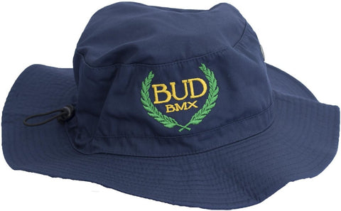 BUD BMX Cargo Bucket Hat at . Quality Hats and Beanies from Waller BMX.