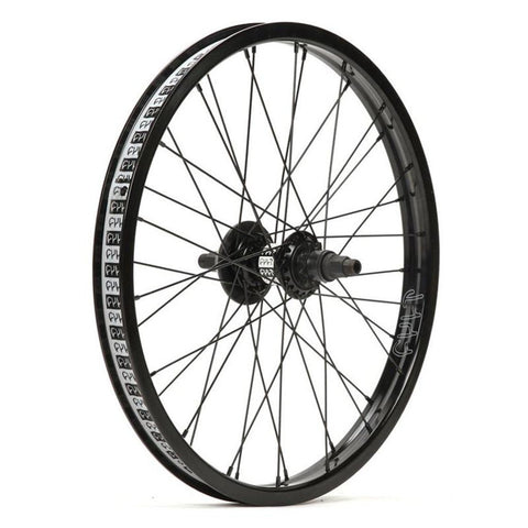 Cult Crew SDS Cassette V2 Match Rear Wheel With NDS Guard - Black 9 Tooth