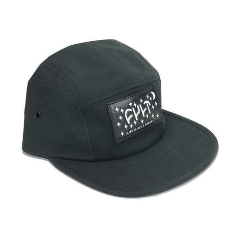 Cult Dream 5 Panel Camper Hat at 22.99. Quality Hats and Beanies from Waller BMX.